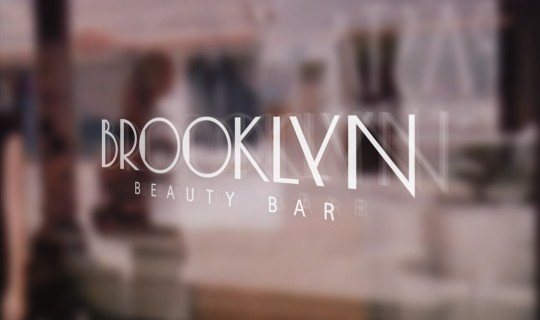Brooklyn Beauty Bar - Graphic designer Melbourne