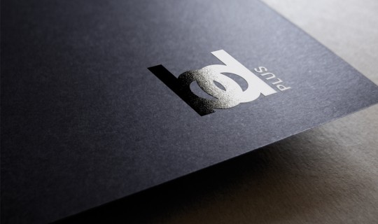 BD Plus - logo design Melbourne