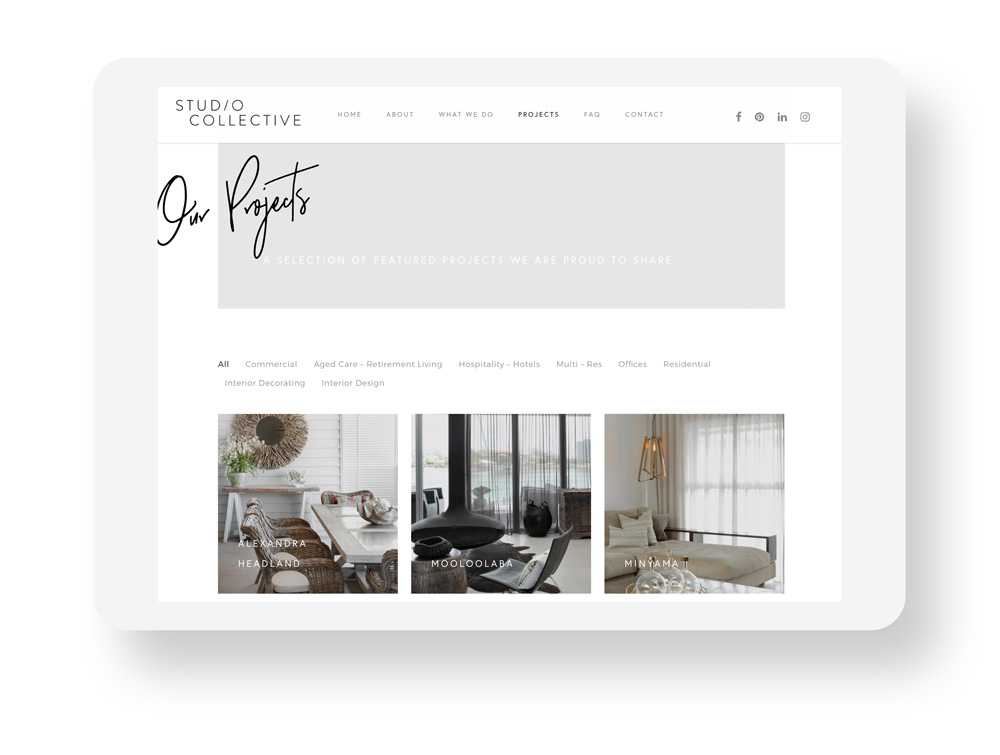 You can have a great looking website with beautiful images without slowing down your website