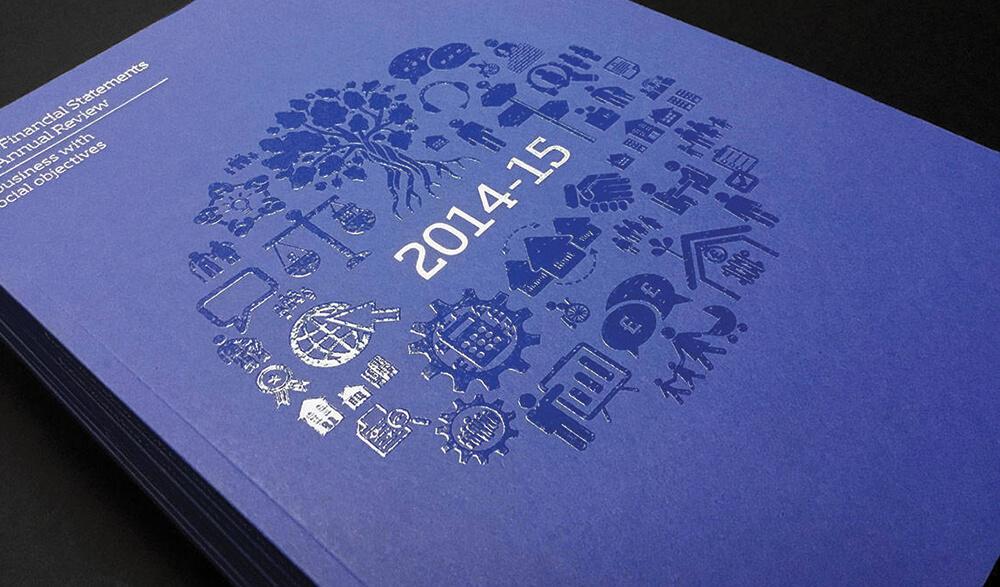 Annual Report Design in Melbourne